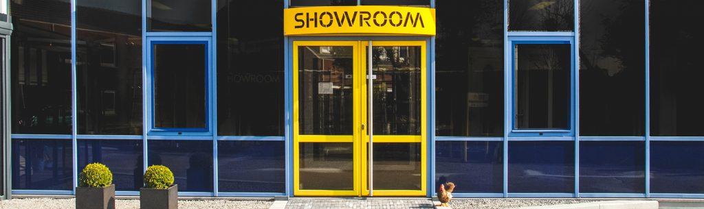 Aluku showroom
